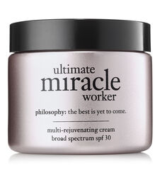 ultimate miracle worker multi-rejuvenating moisturizer spf 30