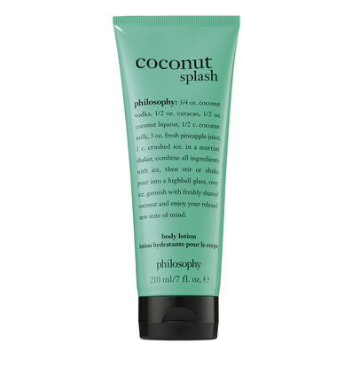philosophy, coconut splash body lotion