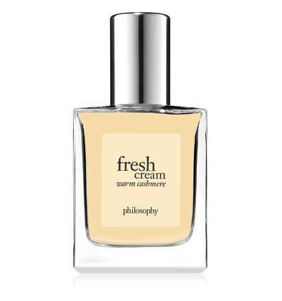 philosophy, fresh cream warm cashmere spray fragrance, .5oz