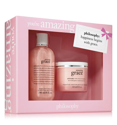 philosophy, you're amazing 2 piece bath and body set