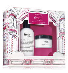 philosophy, fresh cream shower duo