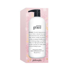 holiday amazing grace firming body emulsion