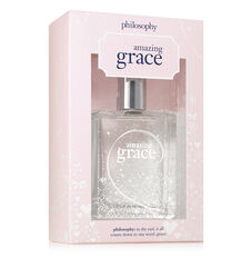philosophy, amazing grace snow globe