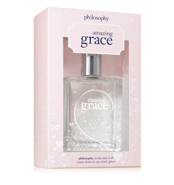 amazing grace snow globe