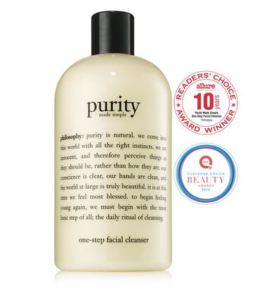 philosophy, purity made simple 24 oz. cleanser