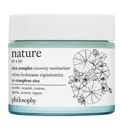 philosophy, nature in a jar