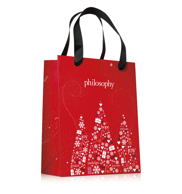 philosophy holiday bag