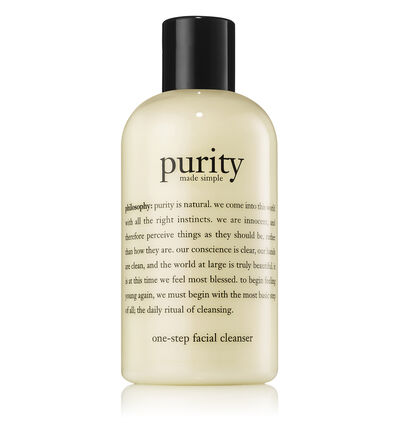 philosophy, 8 oz purity made simple