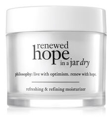 renewed hope in a jar refreshing & refining moisturizer for dry skin