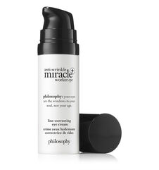 philosophy, anti-wrinkle miracle worker eye+