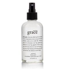 philosophy, amazing grace body spritz