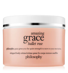 amazing grace ballet rose whipped body crème