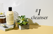 philosophy, our #1 purity cleanser