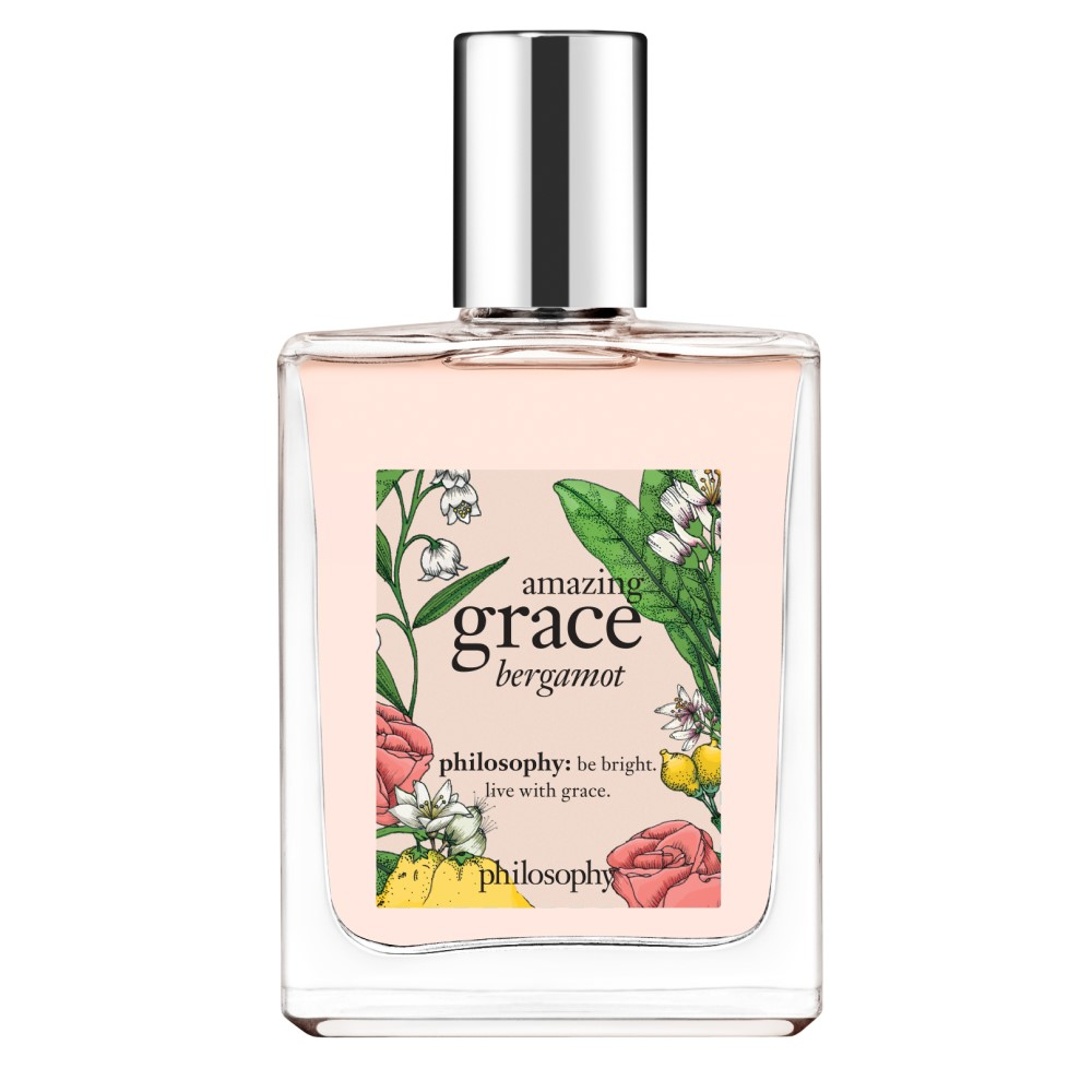 philosophy, amazing grace bergamot fragrance