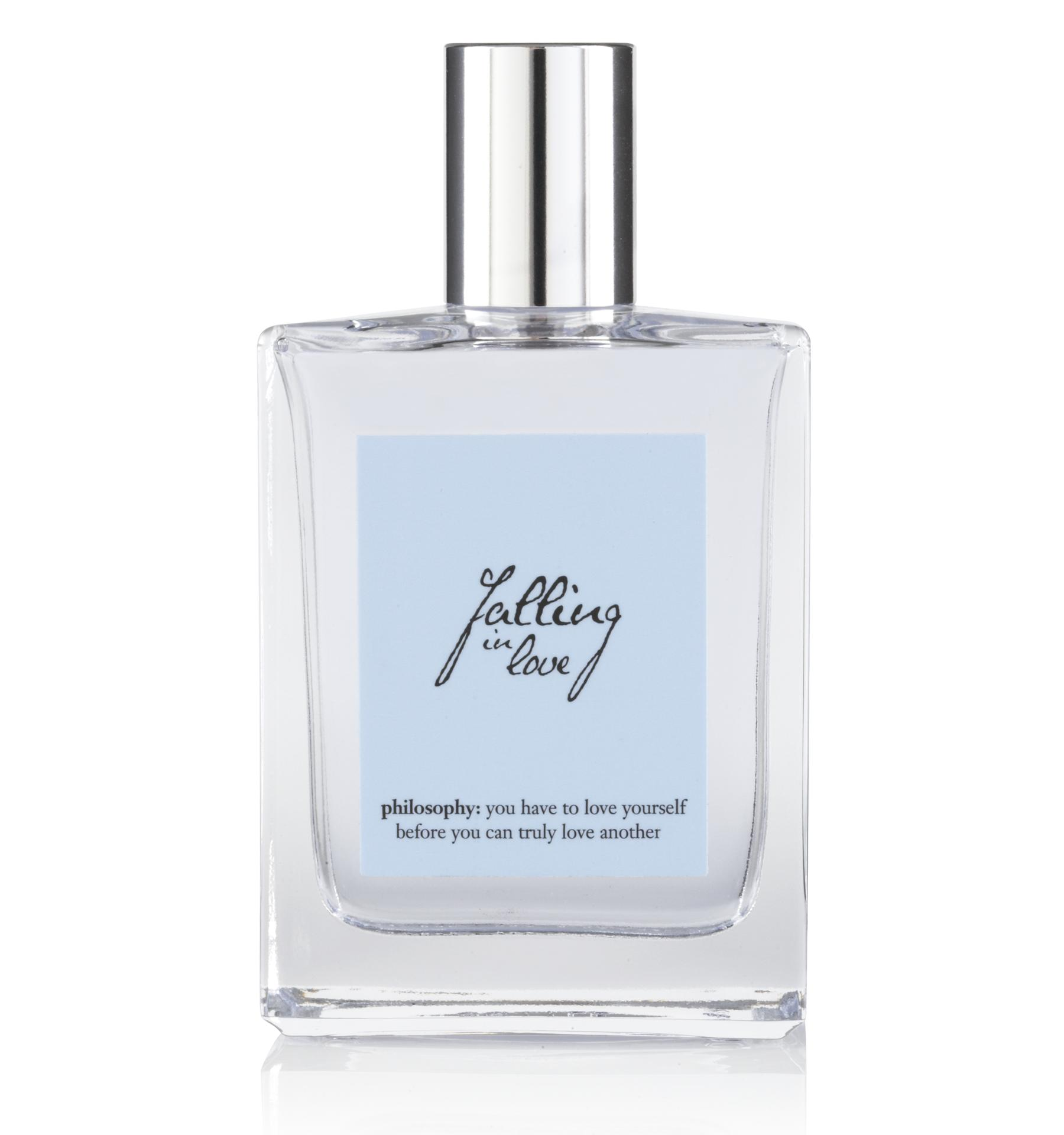 philosophy, falling in love spray fragrance