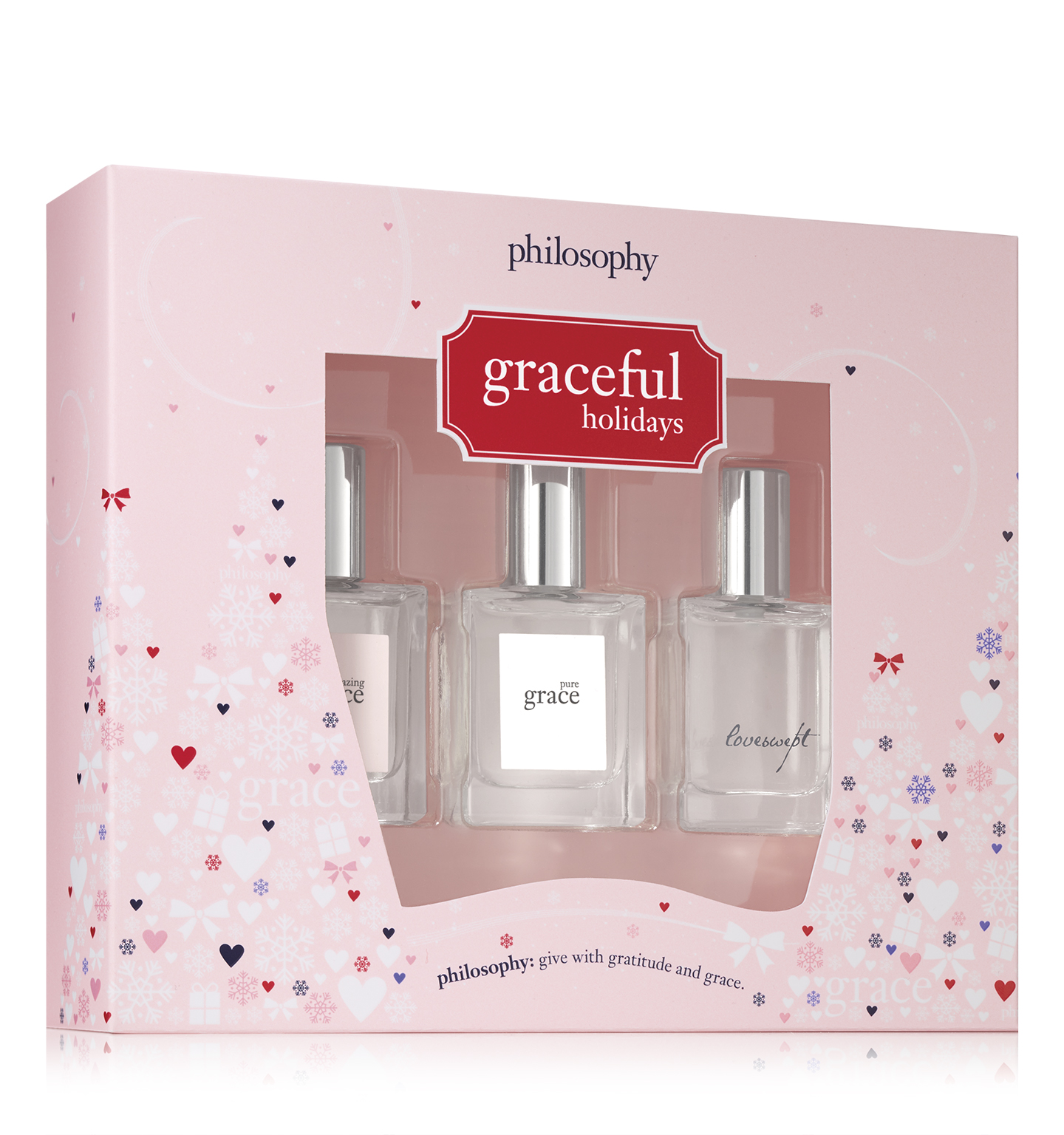 philosophy, holiday fragrance coffret