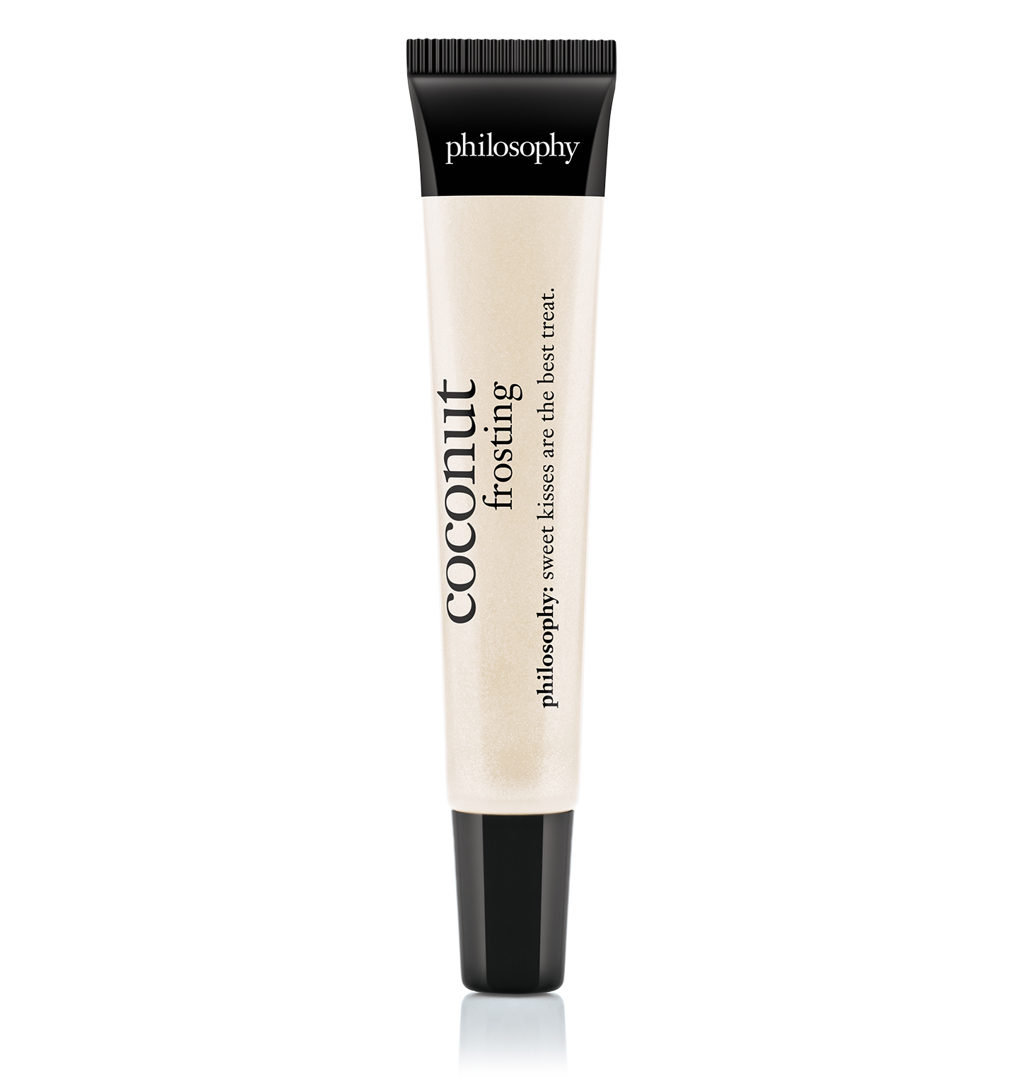 philosophy, coconut frosting lip shine