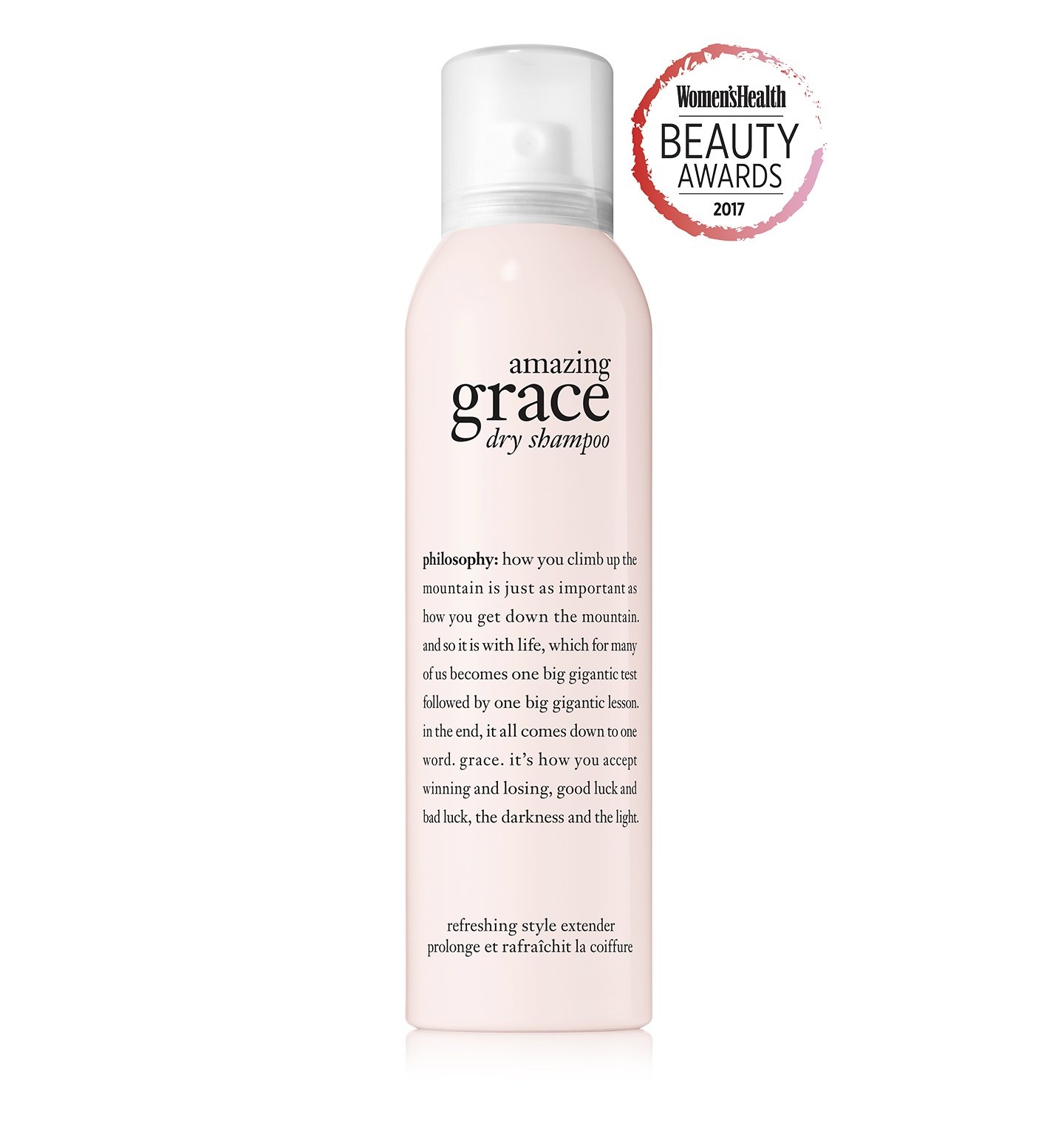 philosophy, amazing grace dry shampoo