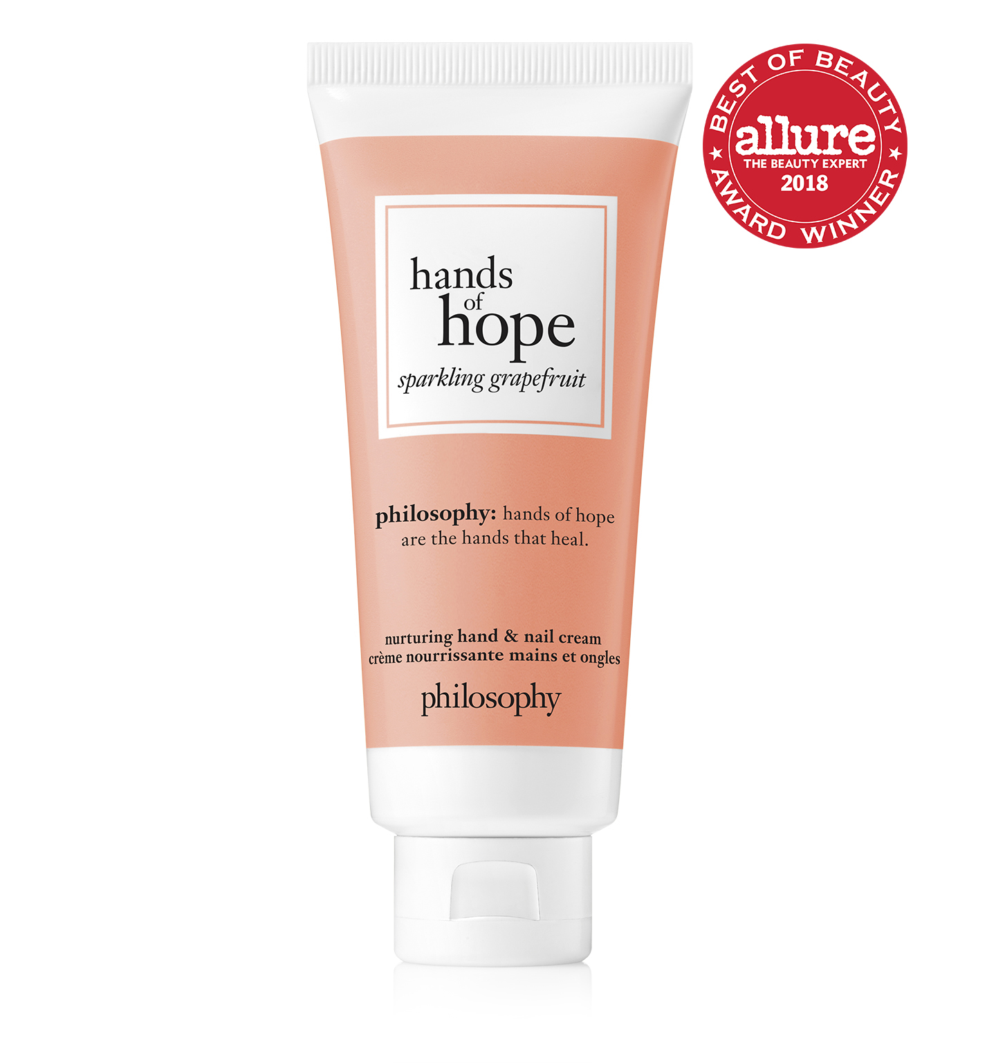philosophy, sparkling grapefruit hand cream