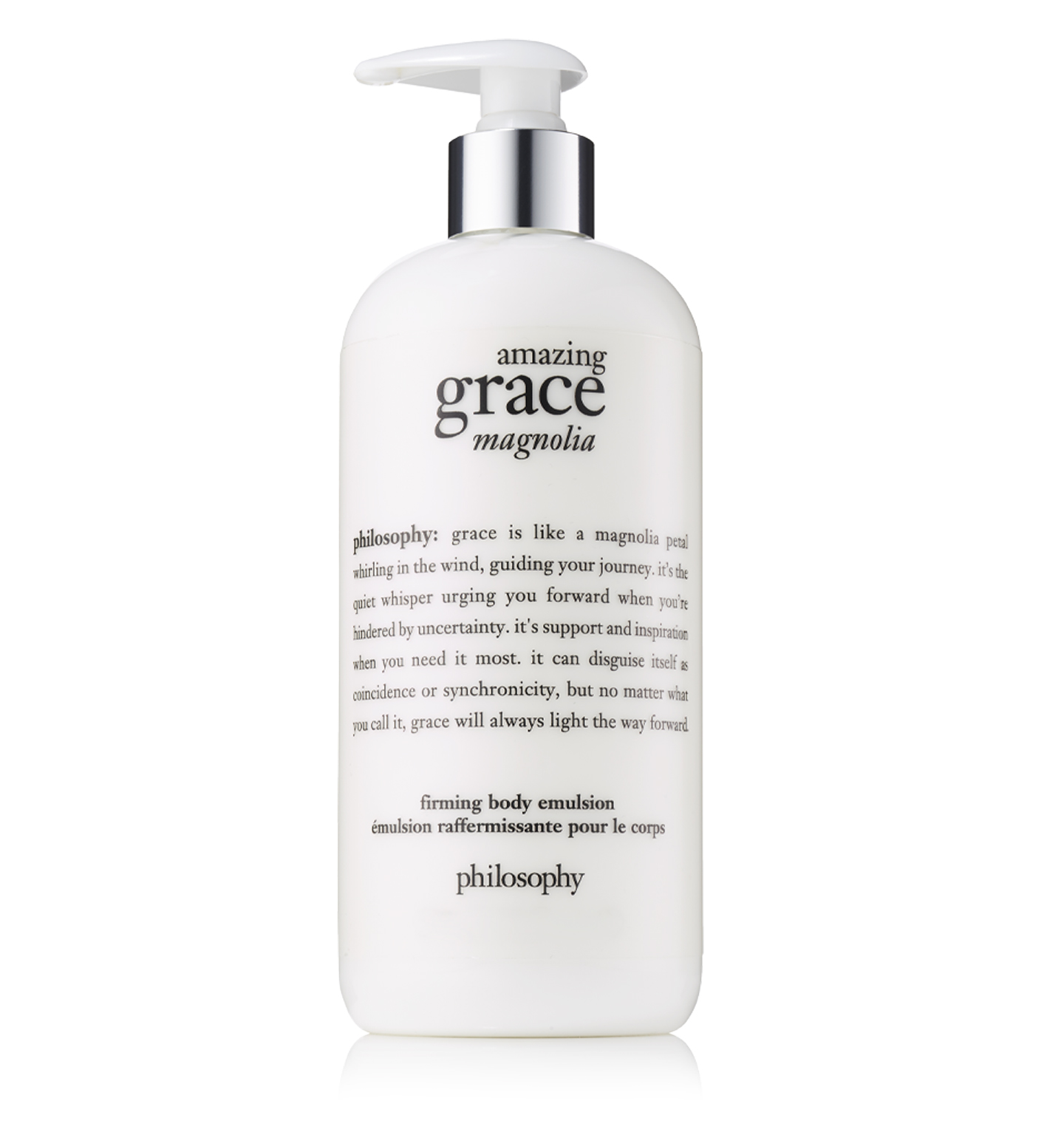 amazing grace magnolia firming body emulsion