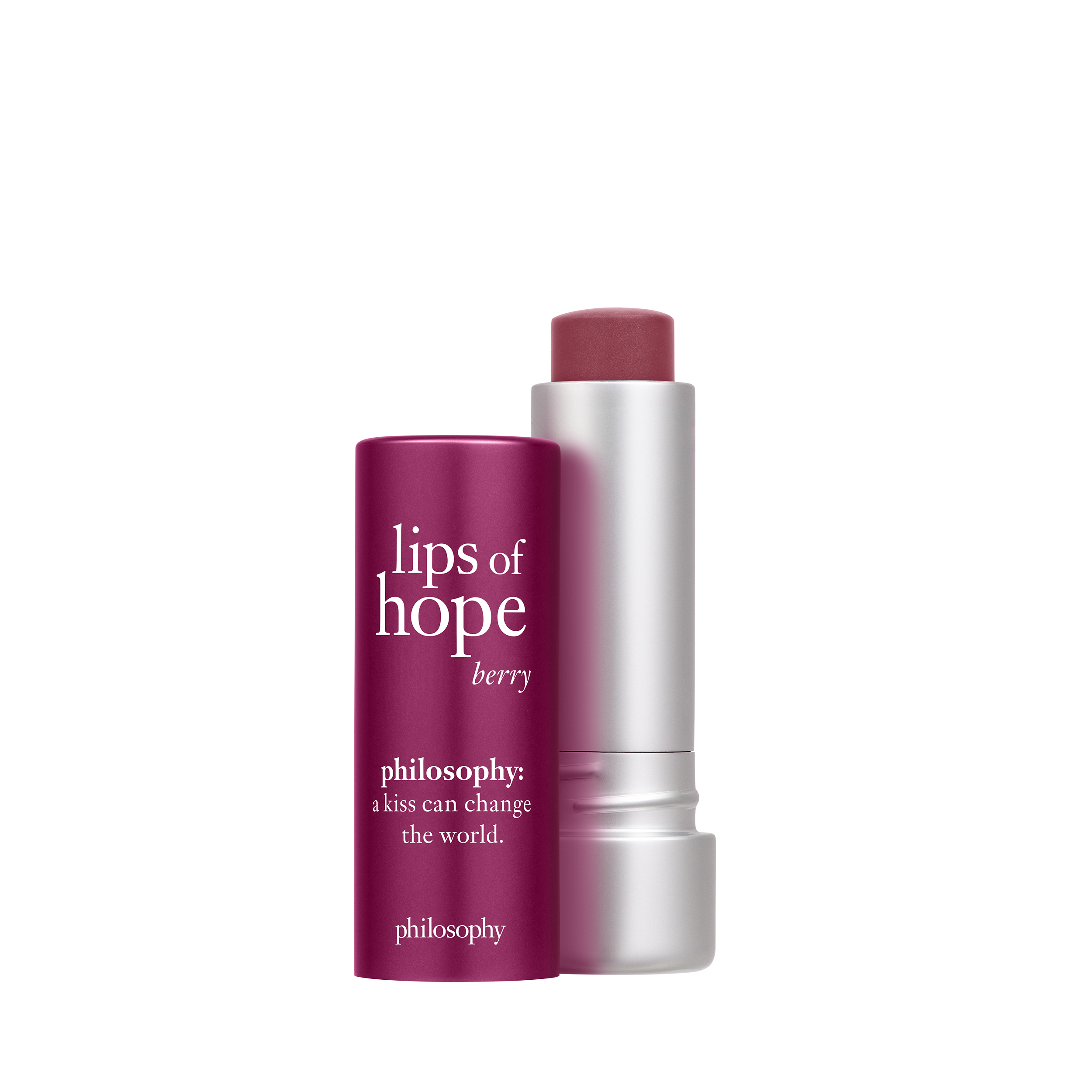 philosophy, lips of hope berry