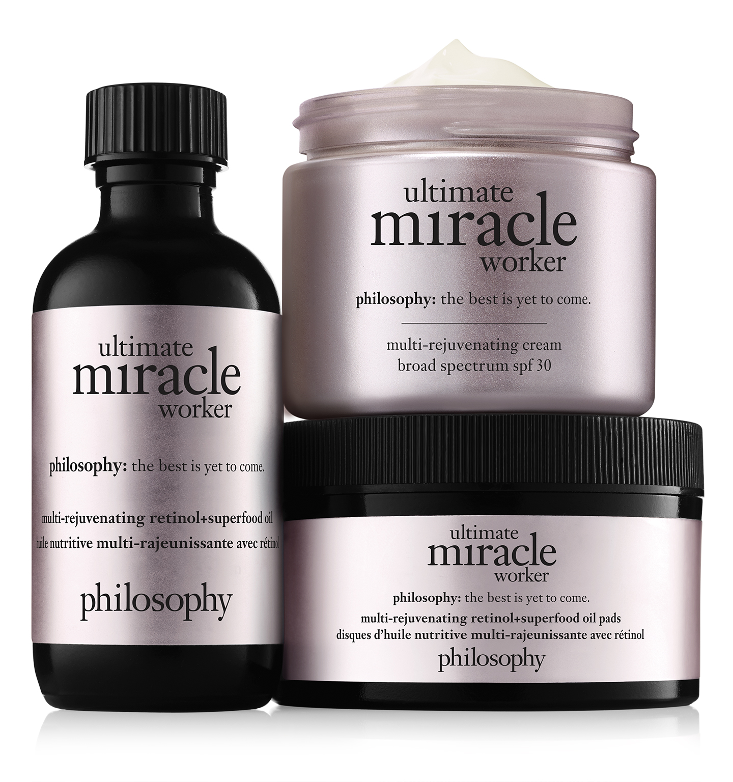 philosophy, ultimate miracle worker pads duo
