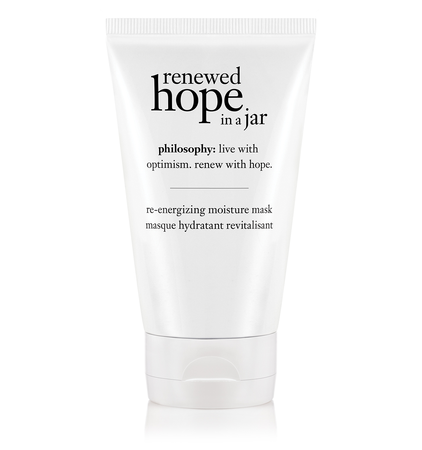 renewed hope in a jar re-energizing moisture mask