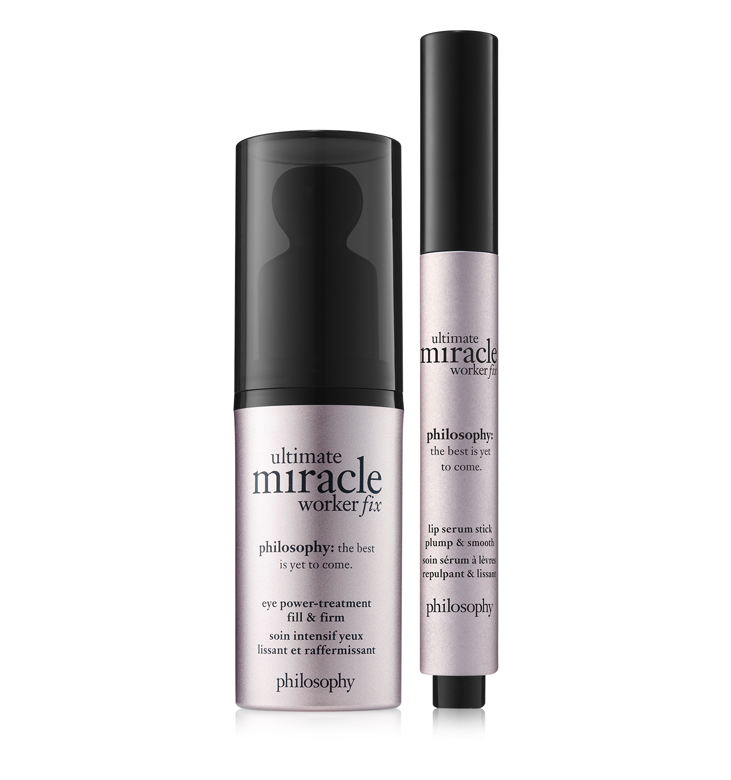 ulimate miracle worker fix eye & lip treatment duo