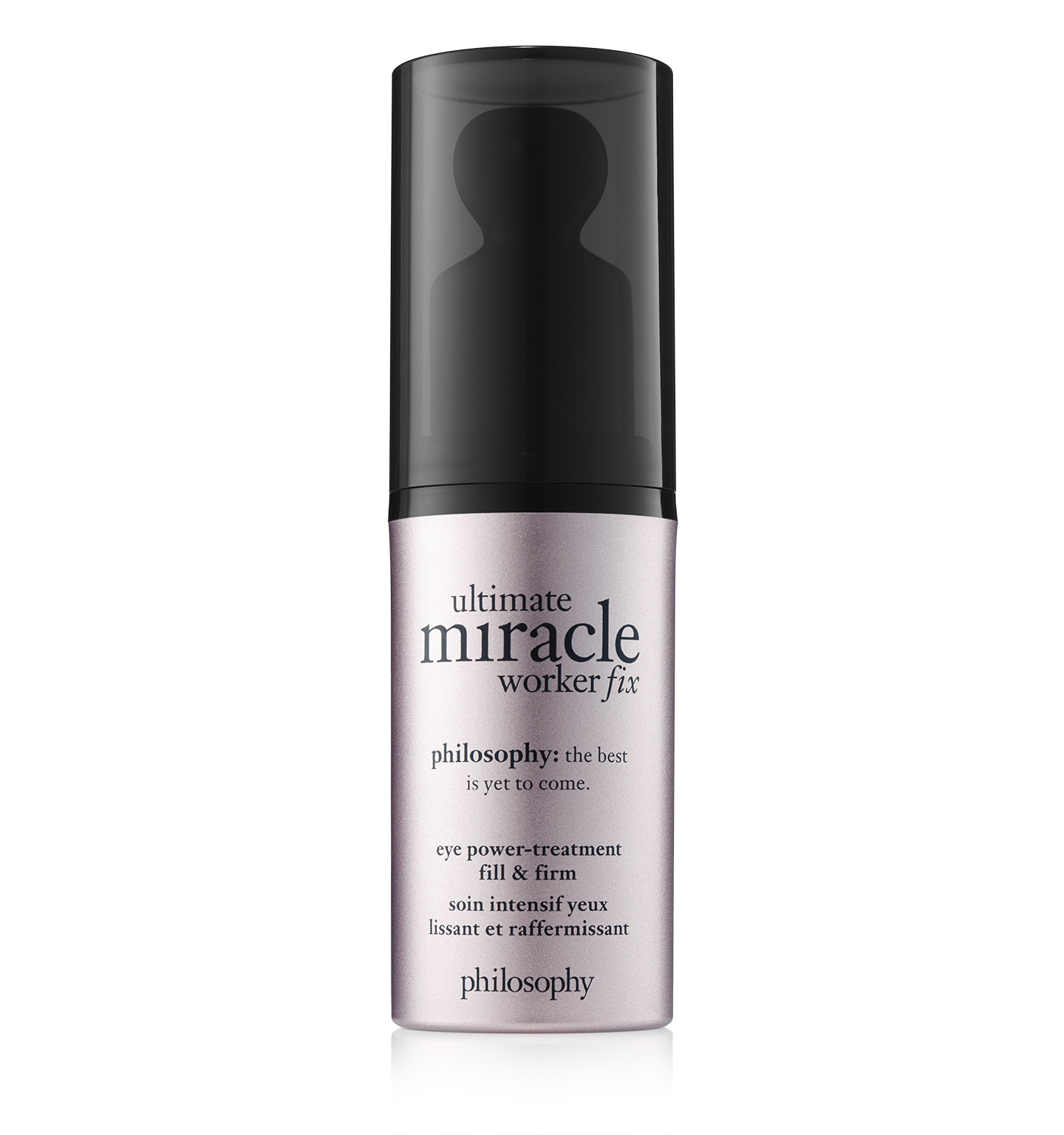 ultimate miracle worker fix retinol eye fill & firm treatment