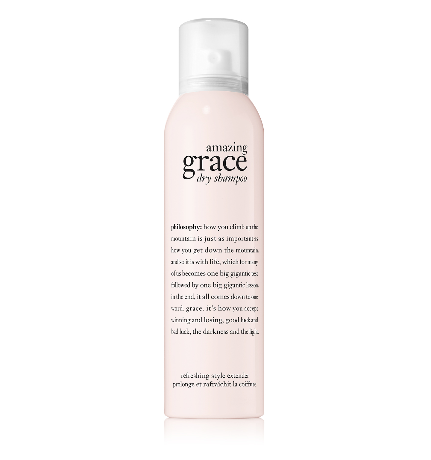 philosophy, amazing grace 4.3 oz dry shampoo