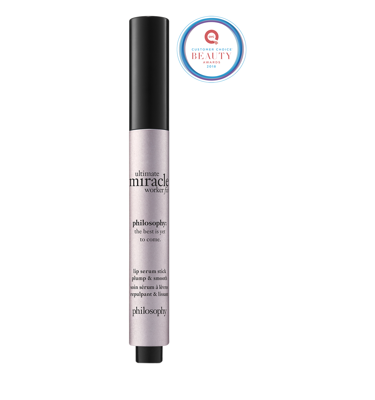 ultimate miracle worker fix lip serum stick