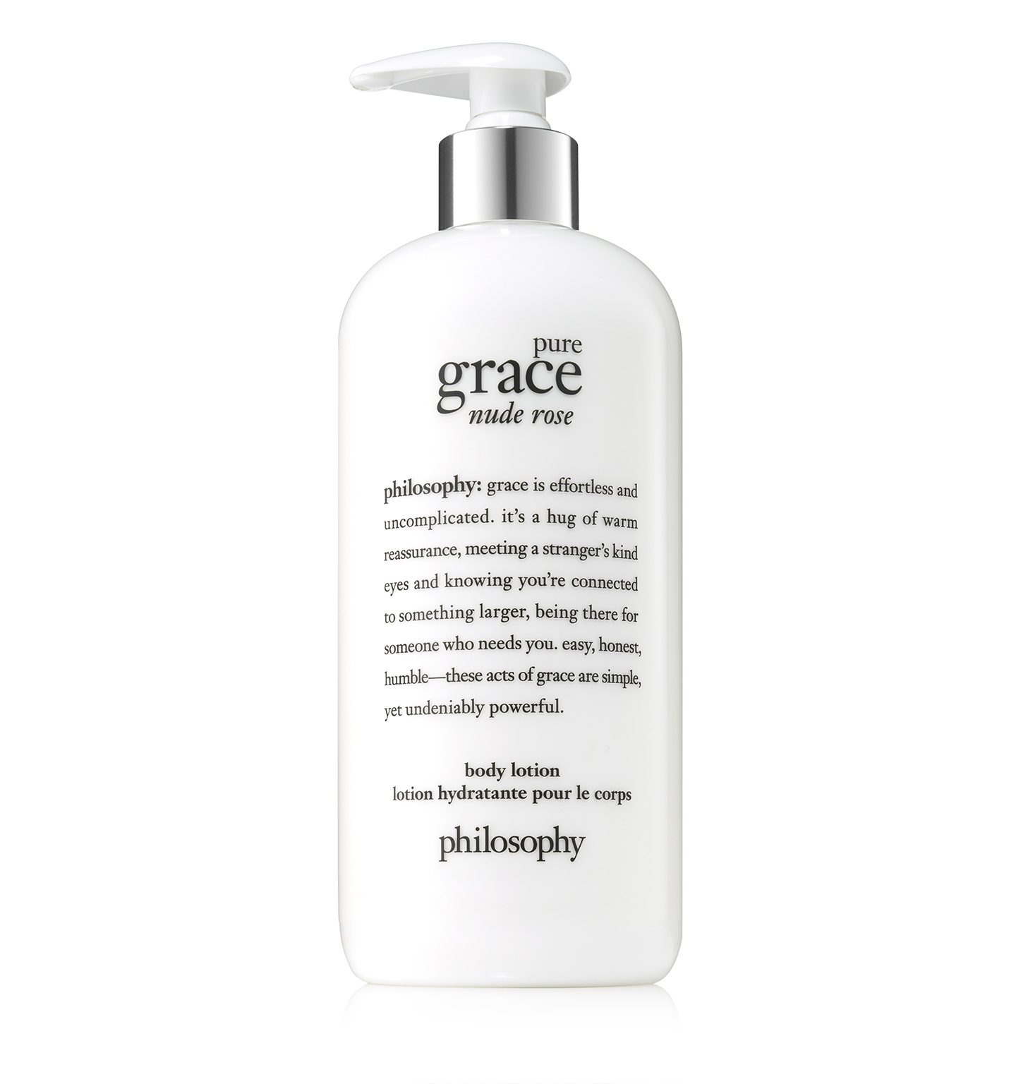 philosophy, pure grace nude rose
