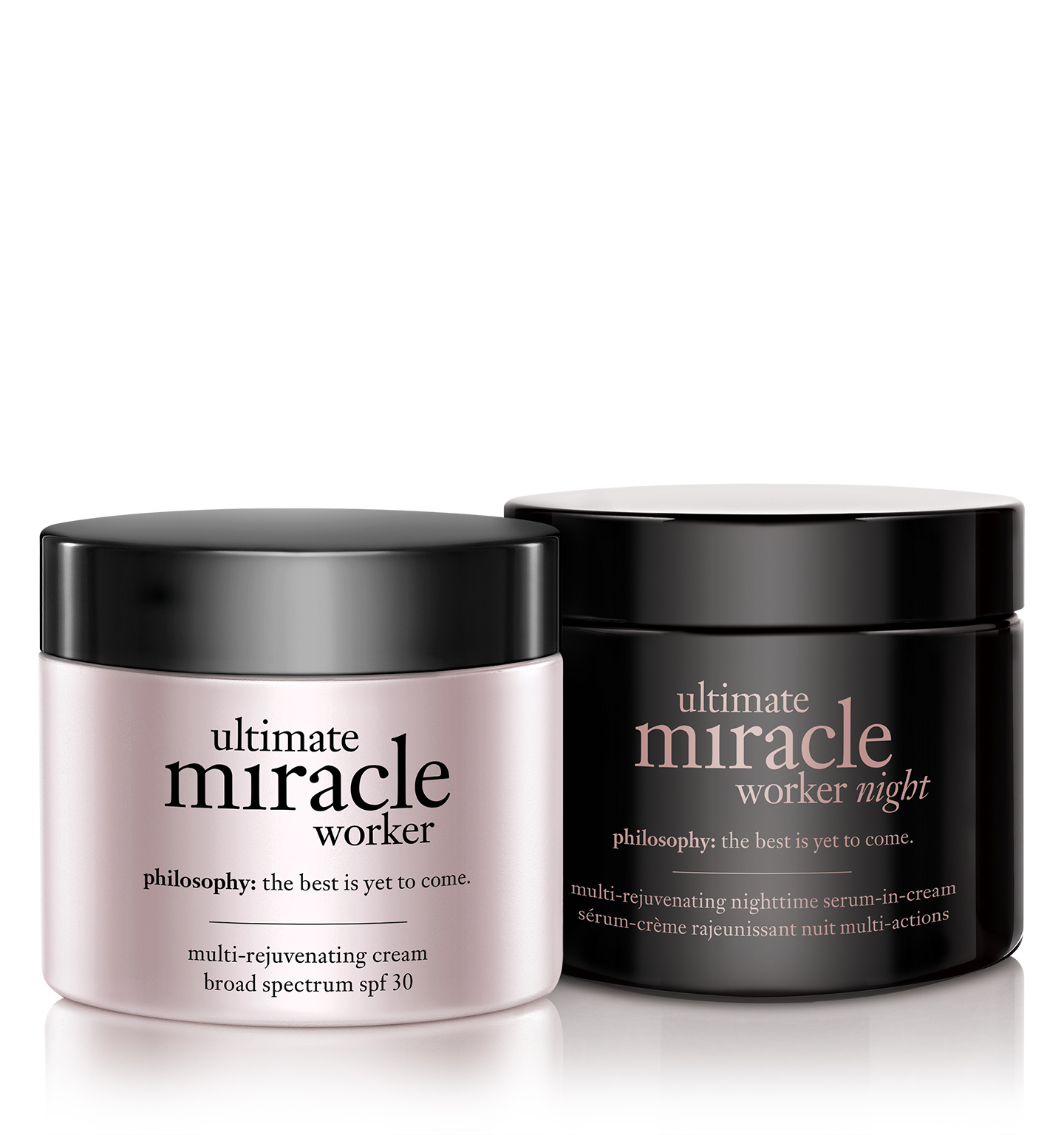 philosophy, ultimate miracle worker day night duo