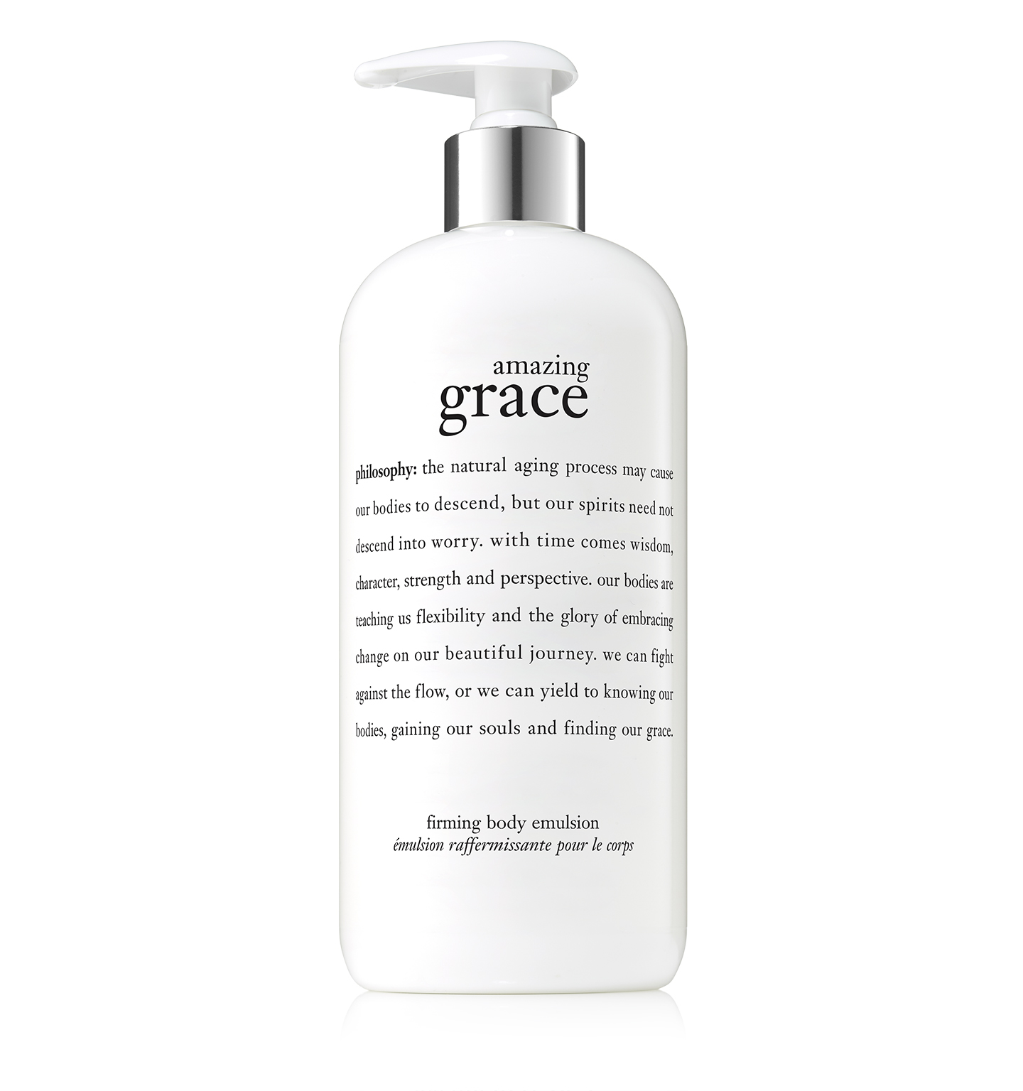 philosophy, amazing grace 16 oz body emulsion