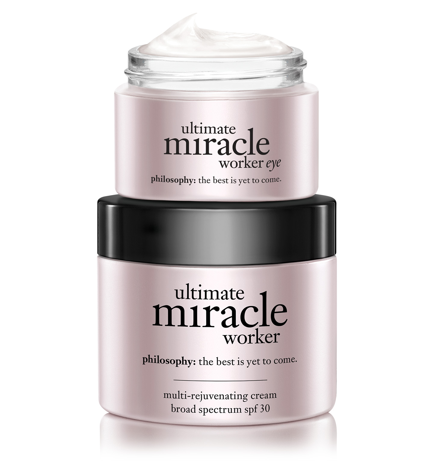 philosophy, ultimate miracle worker day eye duo