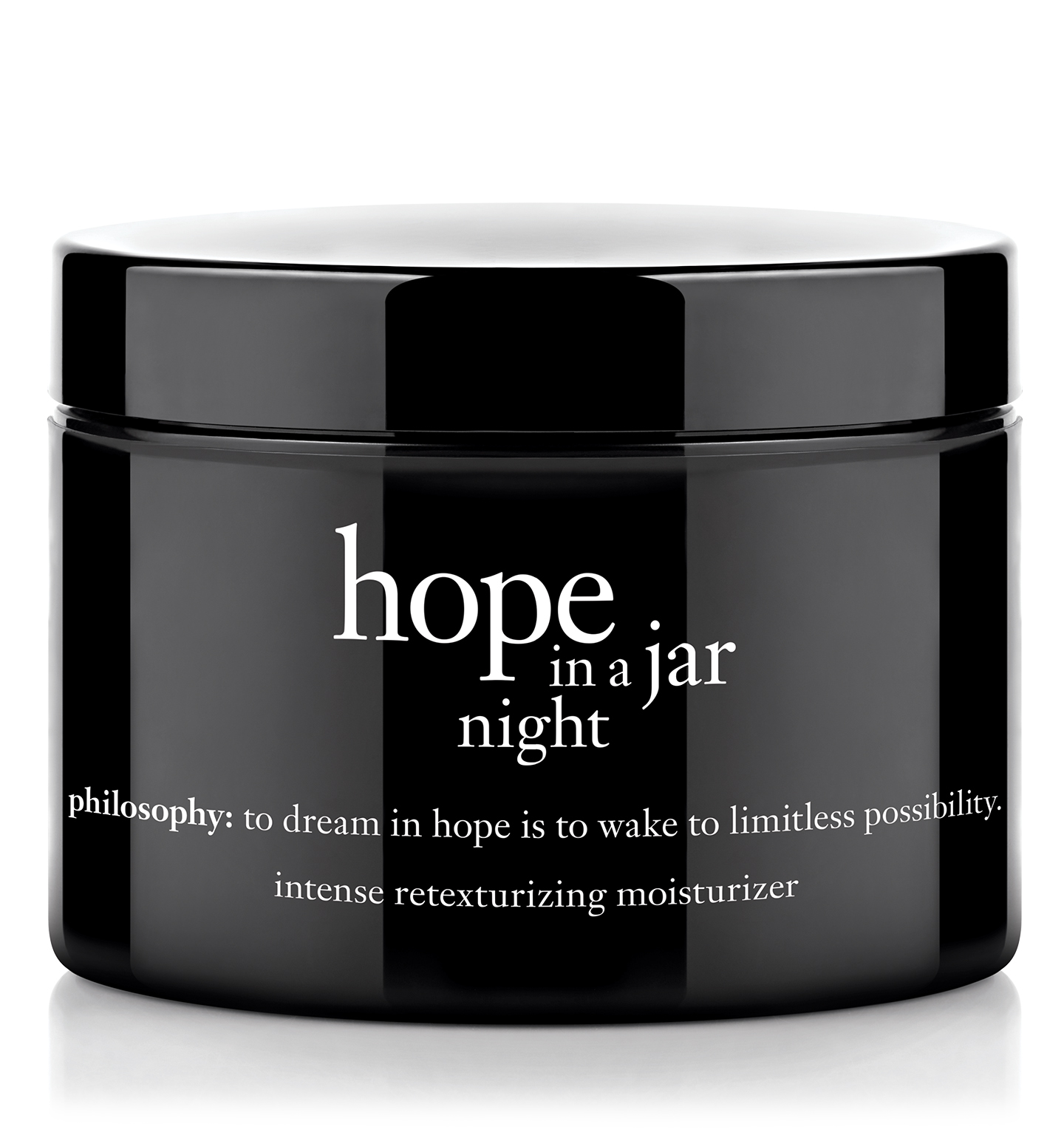philosophy, hope in a jar night