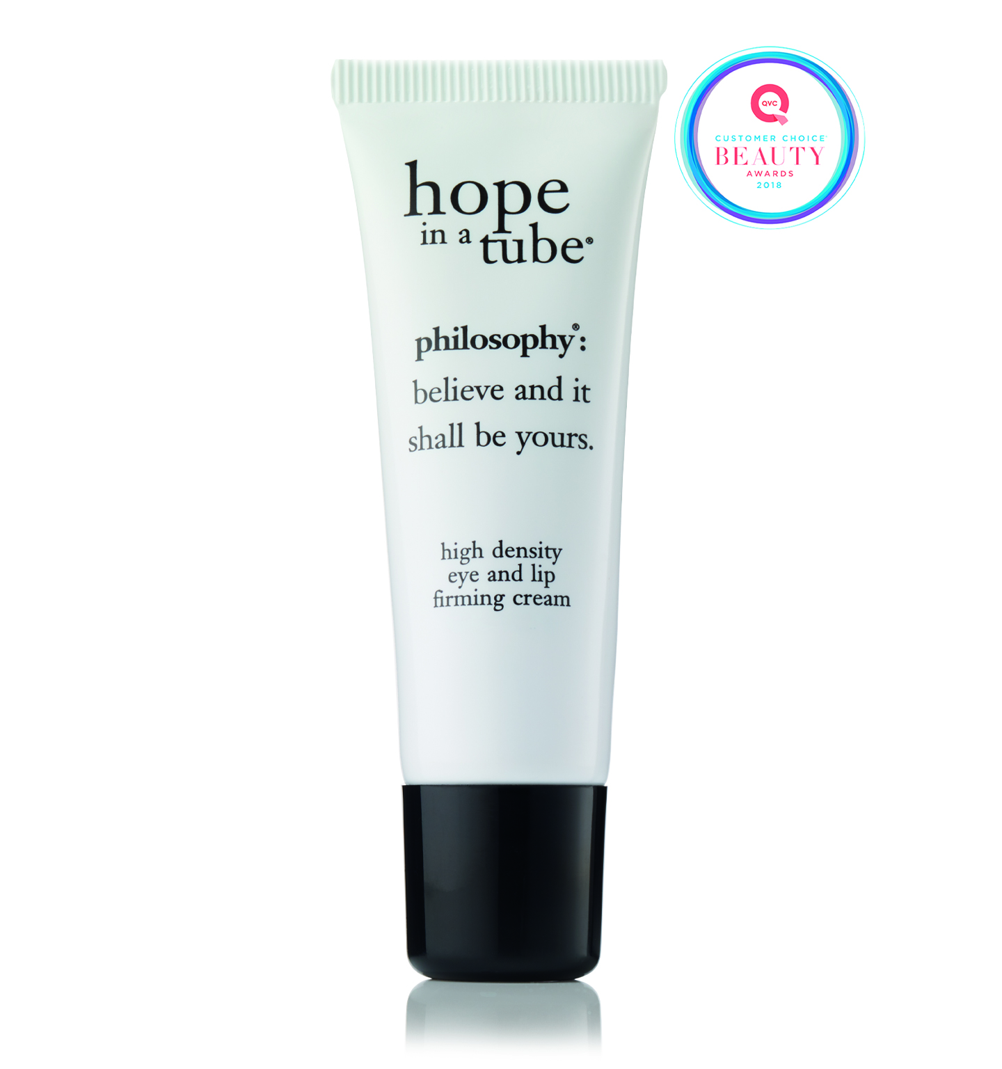 philosophy, hope in a tube eye and lip cream