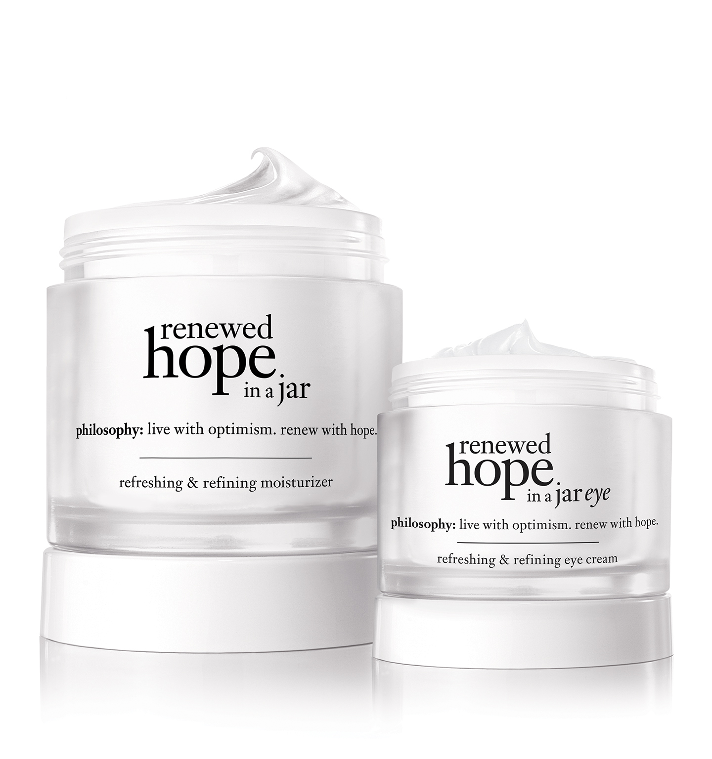 philosophy, renewed hope day eye duo