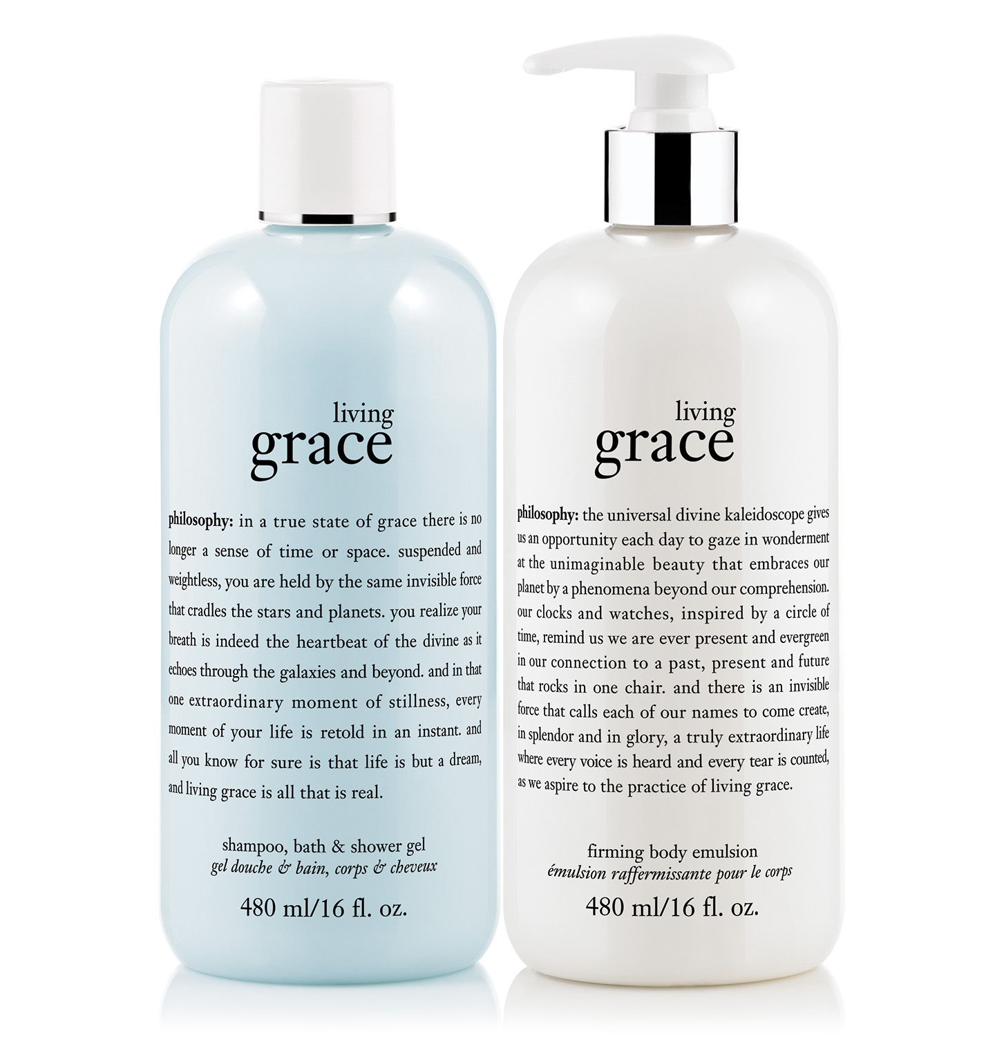 philosophy, living grace bath duo
