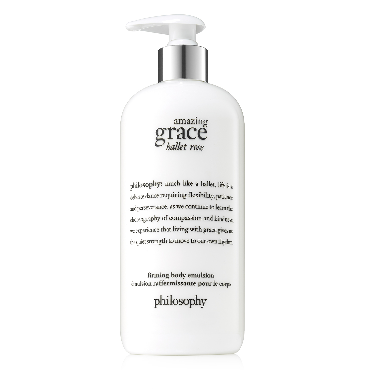 philosophy, amazing grace ballet rose body lotion