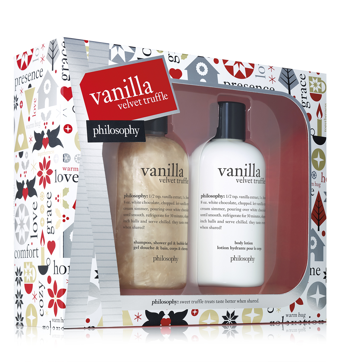 Shower Gel & Body Lotion Gift Set by Philosophy