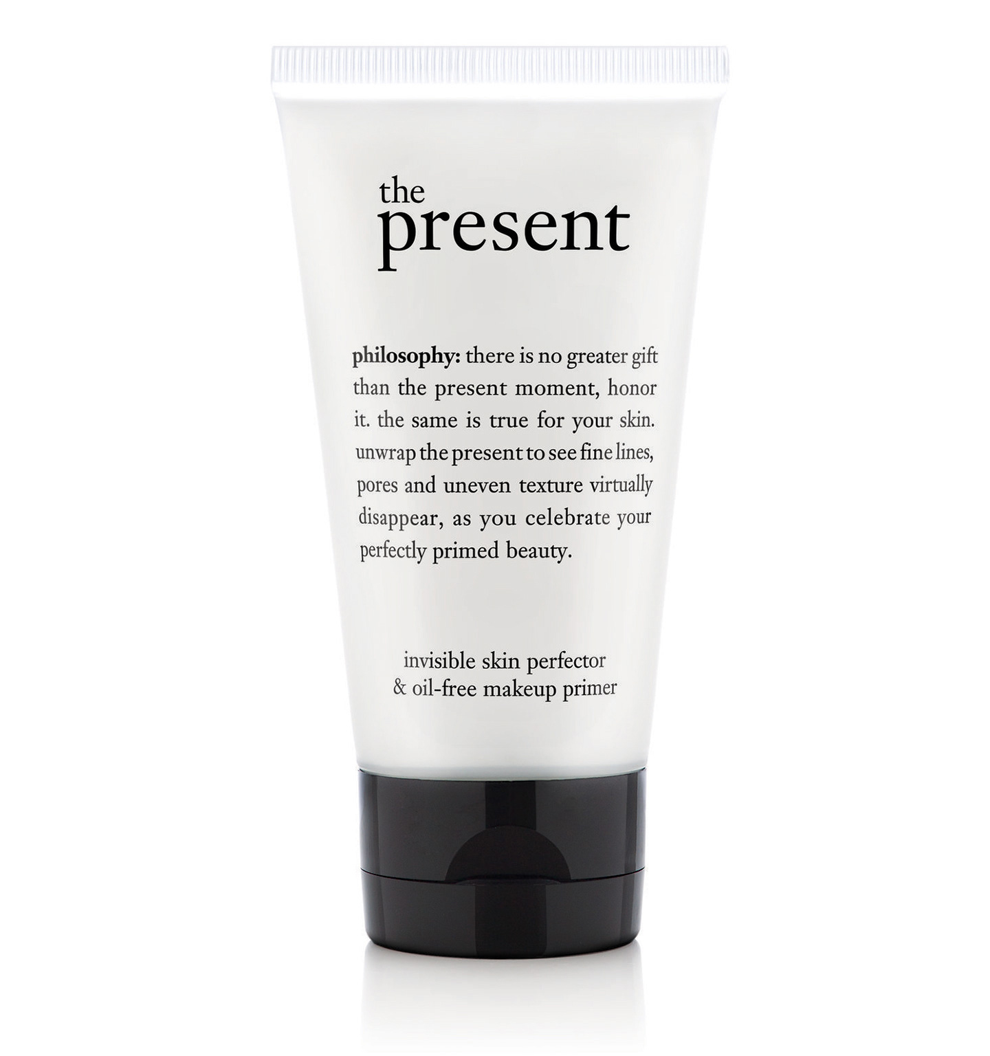 philosophy, the present make-up primer
