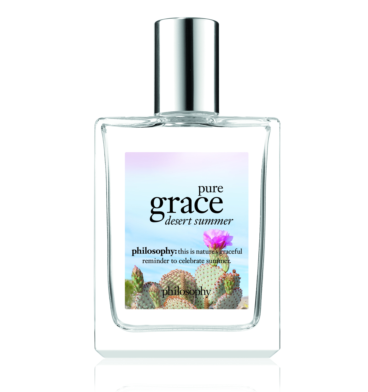 philosophy, pure grace desert summer spray fragrance