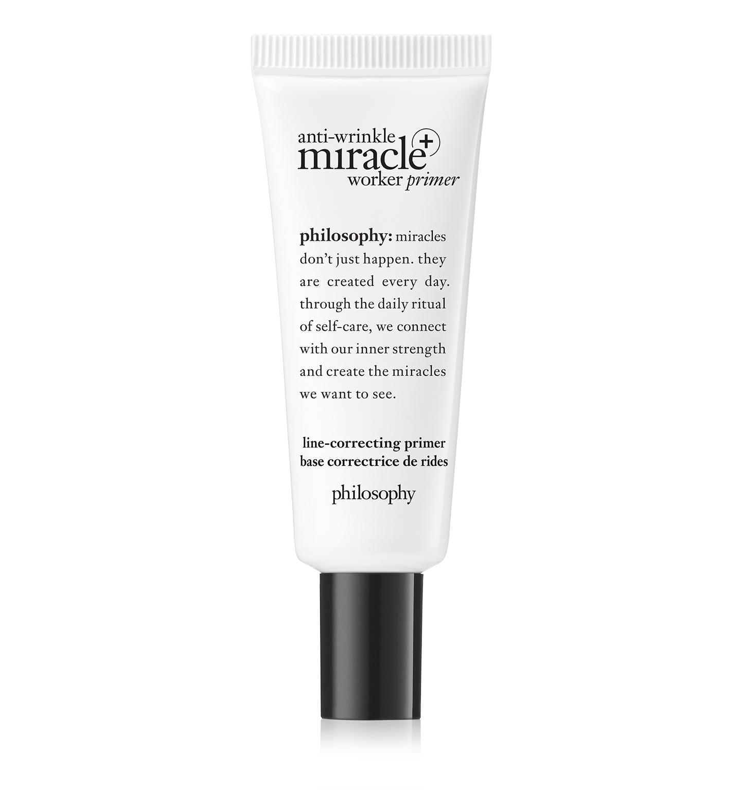 anti-wrinkle miracle worker primer+ line-correcting primer