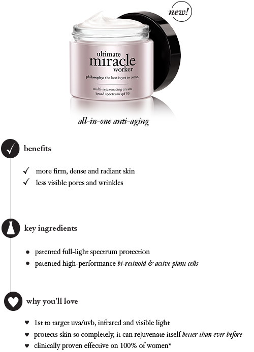 philosophy:ultimate miracle worker