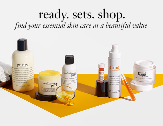 philosophy | skin care | fragrance | bath & body | gifts