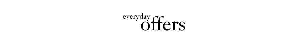everyday offers